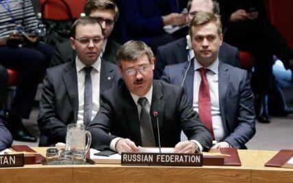 Кремль знайшов тимчасову заміну Чуркіну в ООН