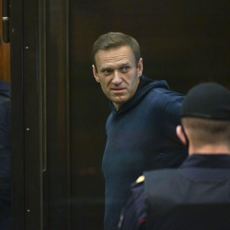 Арест Навального: суд Москвы рассмотрит два дела против оппозиционера