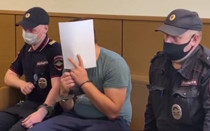 У Москві п'яний водій укусив поліцейського за пах: відео