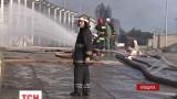 Пожарные устроят пенный штурм на нефтебазе