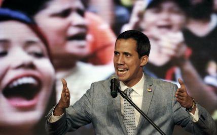 У Венесуелі опозиційному лідеру Гуайдо погрожують арештом