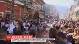 У грецькому місті Науса відсвяткували останній день карнавального сезону