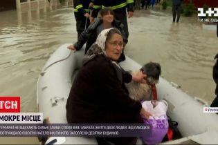 Новости мира: в Румынии не отменяют предупреждения о сильных наводнениях
