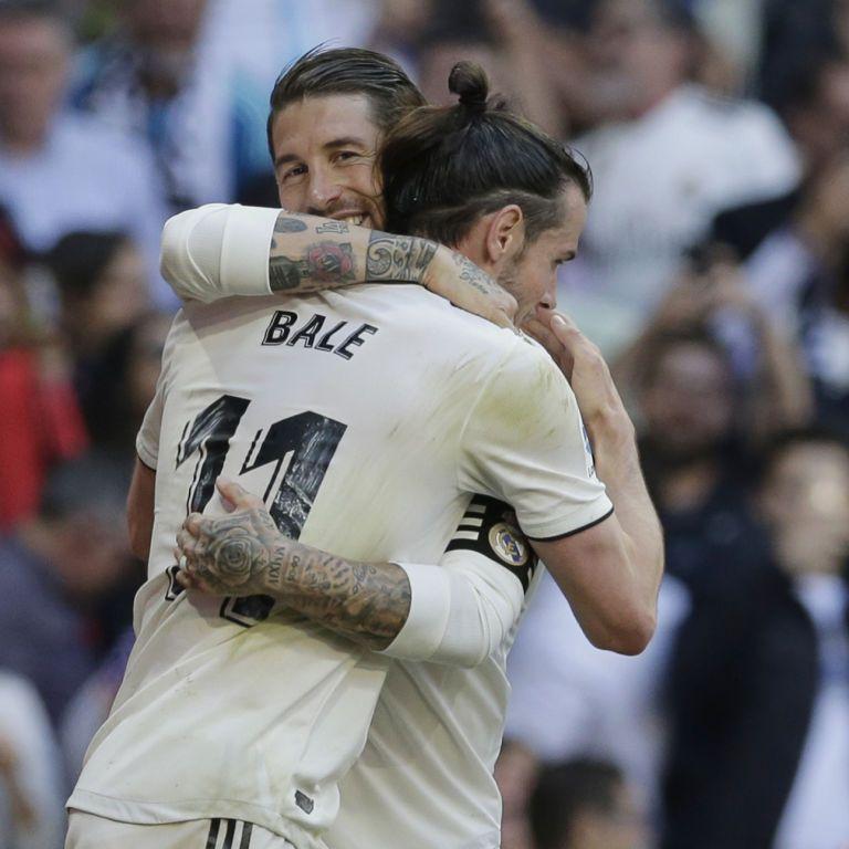 """Бэйла спросили, где будет в следующем сезоне играть легенда """"Реала"""" Рамос: ответ """"убил"""" журналистов"""