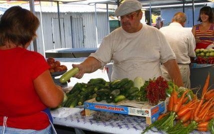 В Україні у розпалі сезон овочів: яка вартість