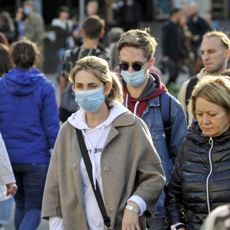 Четверть украинцев заявили, что болели коронавирусом — опрос
