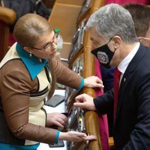 Тимошенко, Тищенко, Порошенко: як омолоджуються українські політики