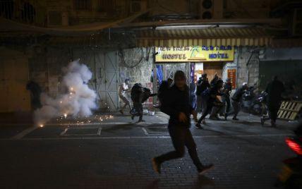 Израильско-палестинский конфликт: в Иерусалиме вспыхнули новые столкновения во время месяца Рамадан