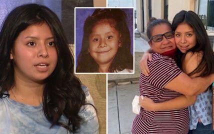 """У США знайшли дівчинку, яку """"викрав батько"""" 14 років тому: дитина завжди сумувала за матір'ю (фото)"""