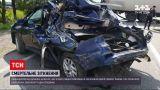 Новини України: в ДТП на об'їздній Львова загинула 11-річна дівчинка, 4 осіб травмовані