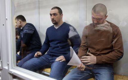 """Звинувачених в розстрілах активістів Євромайдану """"беркутівців"""" залишили без арешту"""