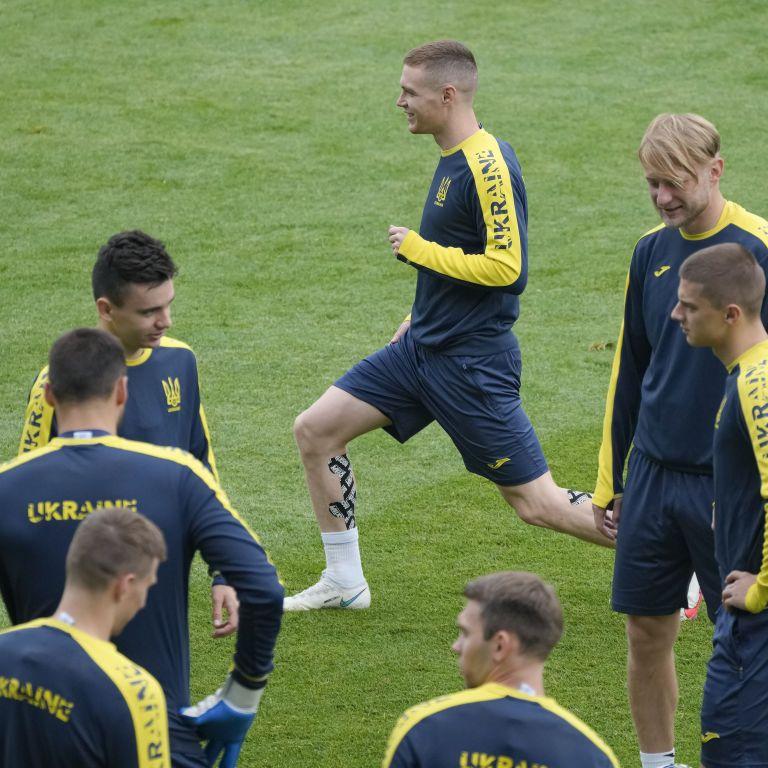 Определилась заявка сборной Украины на судьбоносный матч Евро-2020 против Австрии