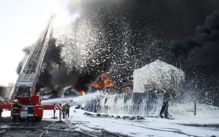 В МВД обнародовали первые результаты следствия из-за пожара под Васильковом