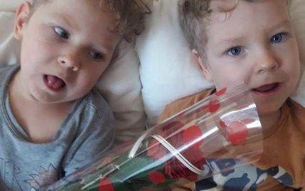 Братики Ваня и Даня могут получить полноценную жизнь благодаря благотворительной помощи