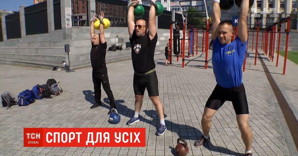 """НСК """"Олимпийский"""" открыл свои двери для всех желающих заниматься спортом"""