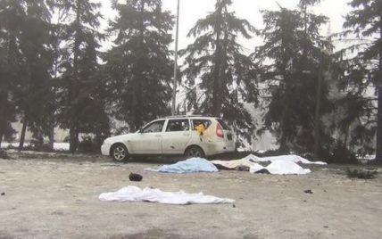 Під час обстрілу Донецька загинули щонайменше семеро осіб – прес-центр АТО