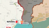 "Бойцы ""Азова"" в Широкино два часа отражали атаки боевиков"
