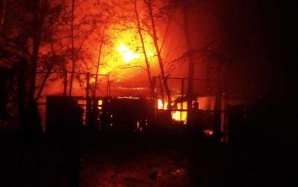 Пожар в центральном парке Ровно: владелец ресторана погиб в ДТП три месяца назад