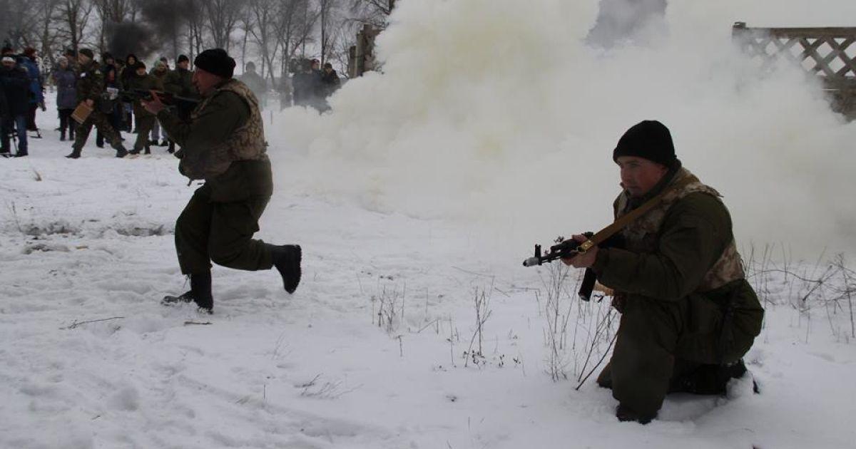 Мобілізовані готуються в умовах, наближених до реального бою. / © mil.gov.ua