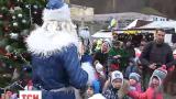 Волонтери влаштували гамірне свято для дітей-переселенців