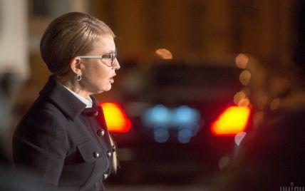 Тимошенко получила миллионы долларов от ведущей компании США, которая хотела избежать иска - NYT