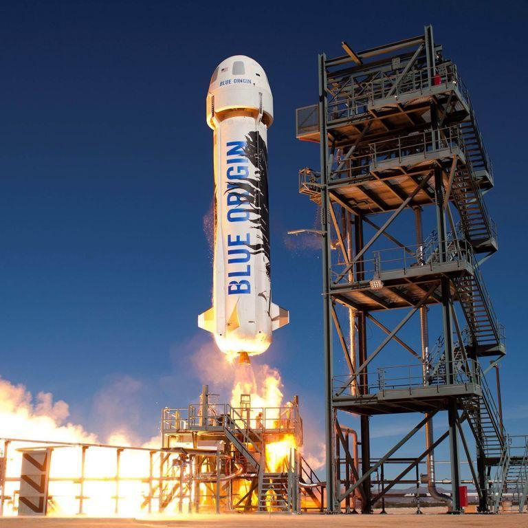 Когда Blue Origin отправит первых туристов в космос: известна дата