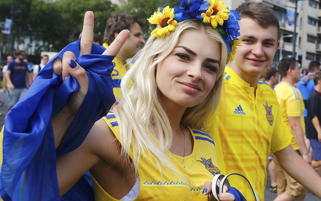 Фото фанатів Євро 2016 за 21 червня / © Getty Images