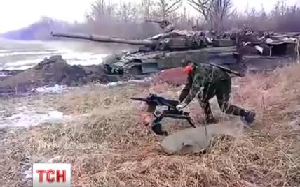 """Бойовики обстріляли ТЕС у Щасті із """"Градів"""""""