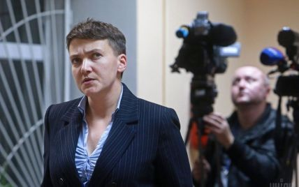 """""""Найкраща подруга терористів"""" Савченко намагалась проникнути у розташування бійців АТО – Шкіряк"""