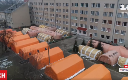 Коллапс на Прикарпатье и вспышка COVID-19 в Винницкой области: как Украина приближается к новому локдауну