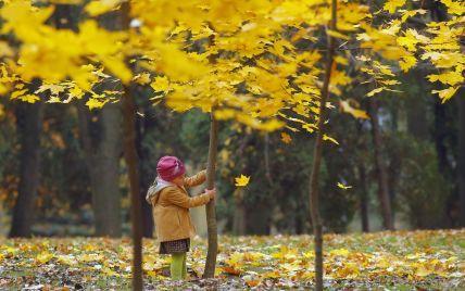 Холодно і місцями дощитиме: якою буде погода в Україні на Покрову та вихідні, 14-17 жовтня