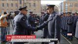 Двісті слухачів Харківського університету на півроку раніше вдягли офіцерські погони