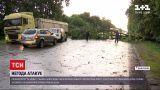 Погода в Украине: центром и западом страны прокатились бури с грозами