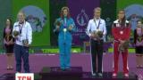 Первое золото для Украины на Европейских играх в Баку получила борчиха Алина Стадник-Махиня