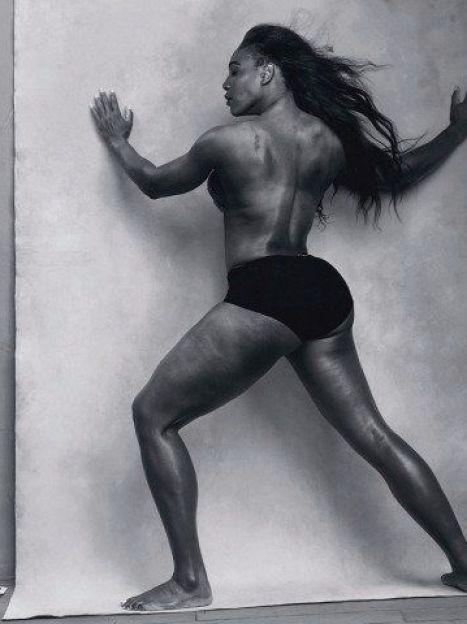 Апрель Теннисистка Серена Уильямс, фото: Энни Лейбовиц / ©