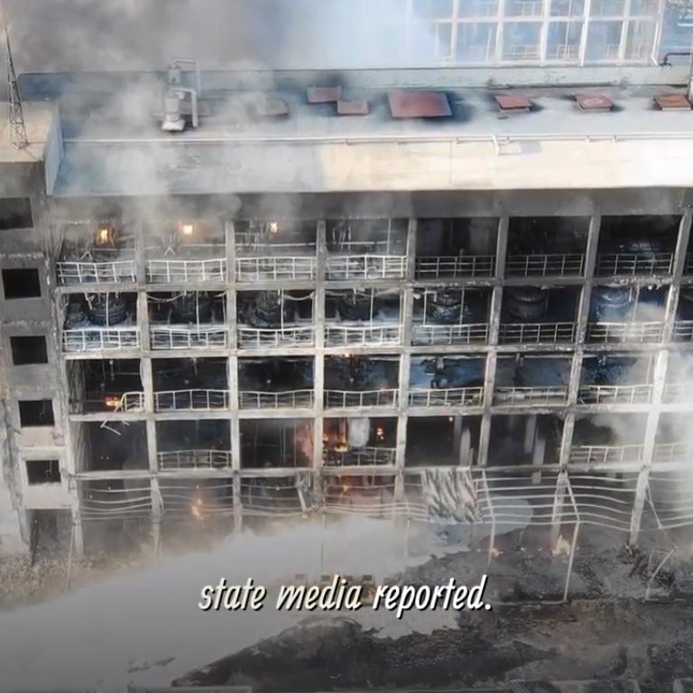 У Китаї стався вибух: загинуло не менше 11 людей