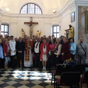Православна церква України з'явилась за кордоном