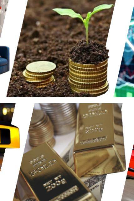 Депозит, криптовалюта чи земля: 10 найкращих варіантів для інвестицій в Україні