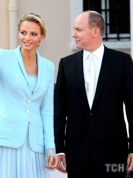 Свадьба княгини Шарлин и князя Альбера II / © Getty Images