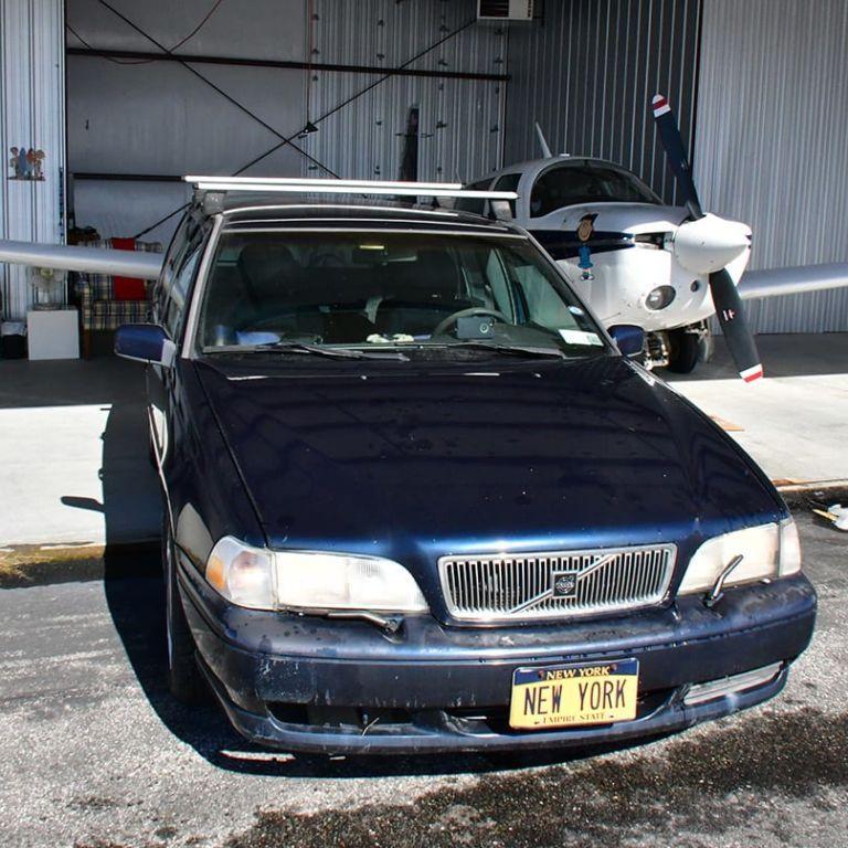 На продаж виставили універсал Volvo, який оцінюється в 20 мільйонів доларів