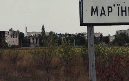 Во время обстрела Марьинки погибли мирные жители