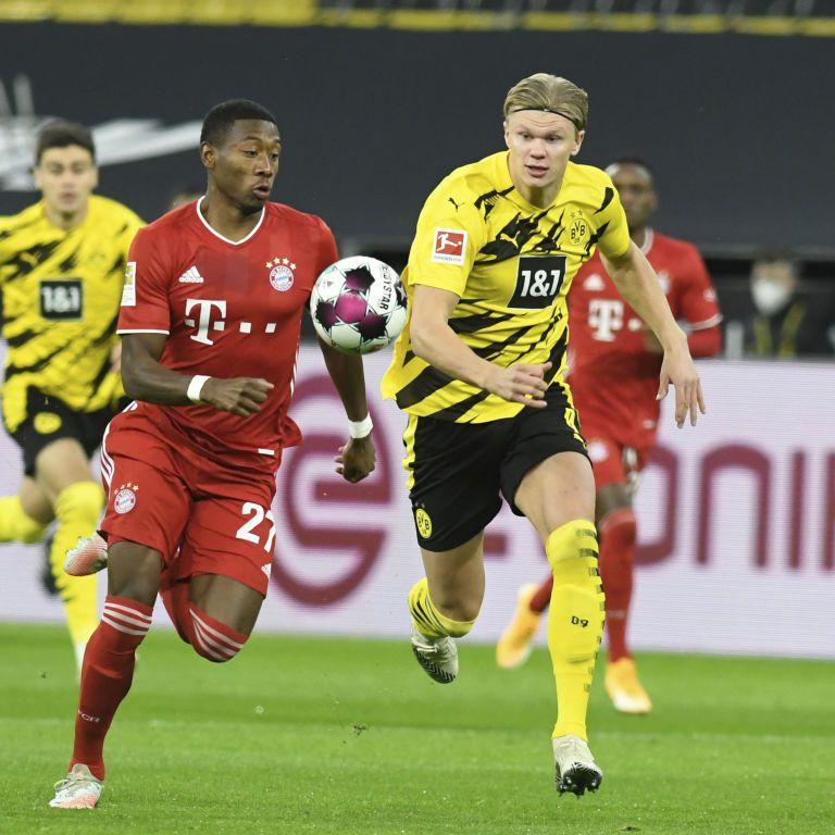 Бундеслига онлайн: результаты матчей 24-го тура Чемпионата Германии по футболу