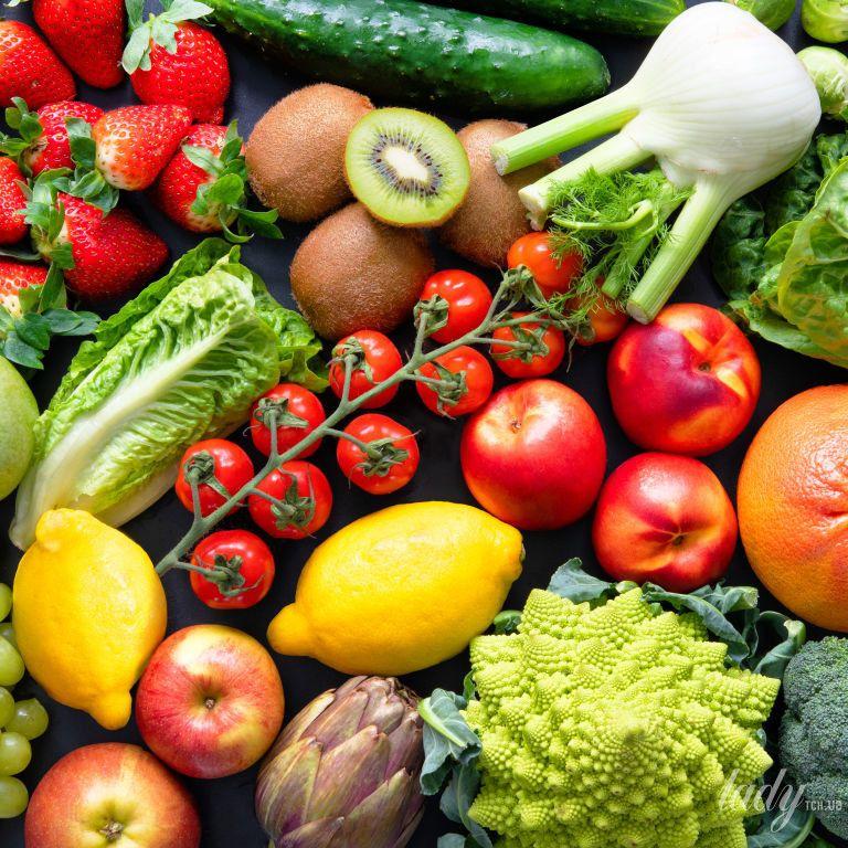 Колір має значення: як яскраві овочі та фрукти впливають на наше здоров'я