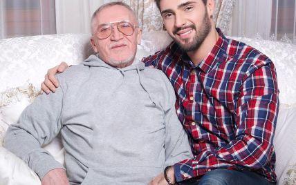 У Віталія Козловського помер тато: як українські зірки підтримали співака