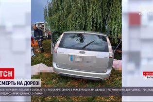 Новости Украины: врачи спасают 7-летнего мальчика, который попал в ДТП на Волыни
