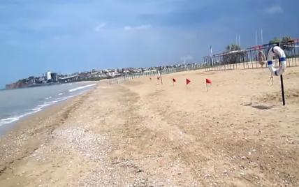 Кладбище зарытых бутылок. Местные жители показали начало сезона в Крыму