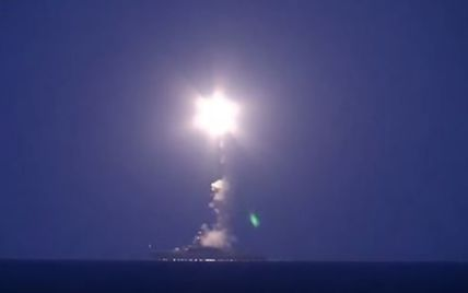Путину сообщили о 18 ударах Каспийской флотилии по Сирии