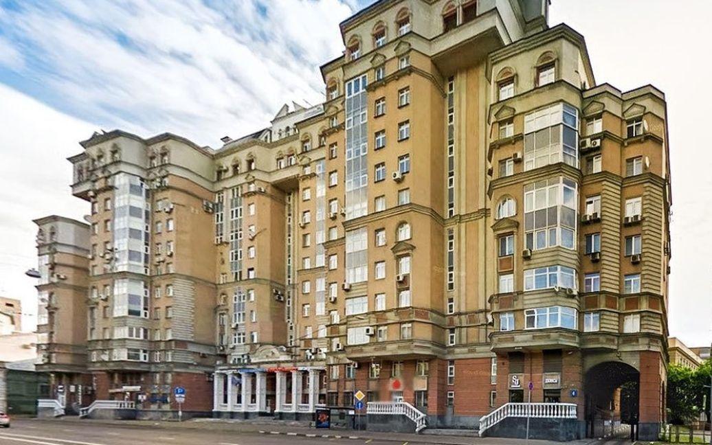 Будинок в Москві / © Сайт Олексія Навального