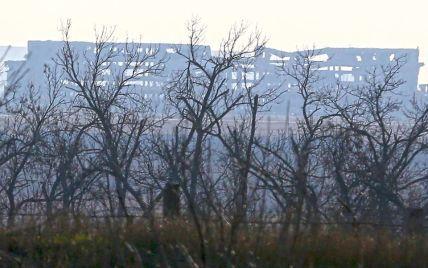 Украинские военные ликвидировали боевиков возле Донецкого аэропорта