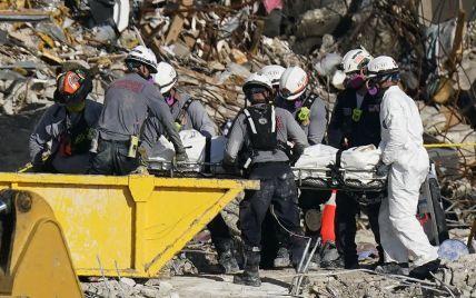 У США завершилася рятувальна операція після обвалу будинку: близько 100 осіб залишилося під завалами